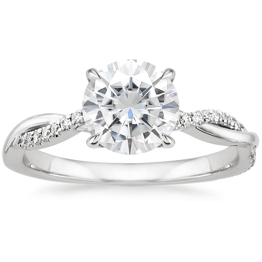 BE1D54 MO7.0RD1 white 15 Of The Most Popular Wedding Ring Trends Right Now