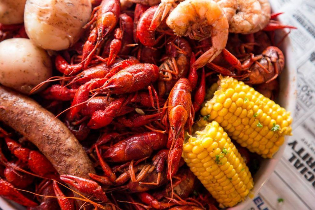 Crawfish Ragin Cajun 1024x683 10 Things You Didn't Know About Britney Spears