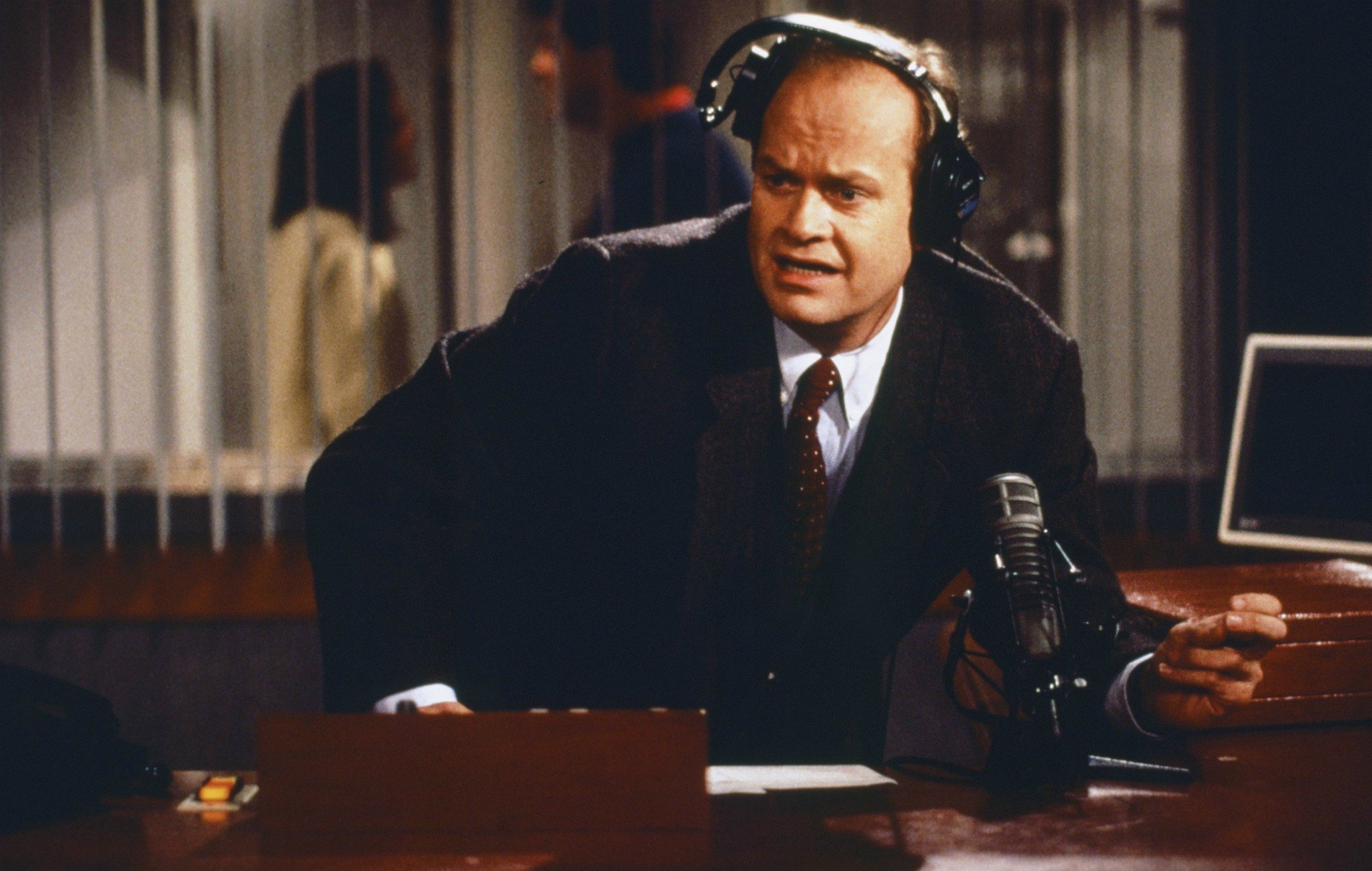 GettyImages 140621492 20 Tragic Things You Didn't Know About Kelsey Grammer