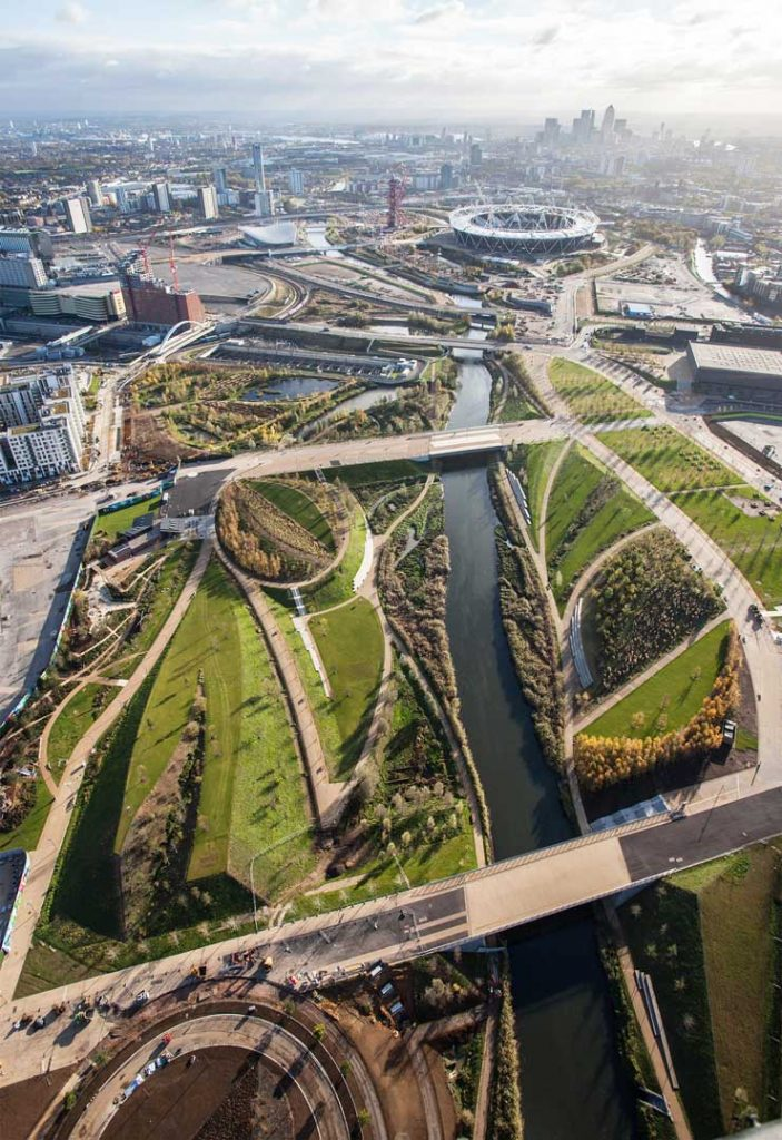 Hargreaves Associates Queen Elizabeth Olympic Park AC Project Page 10 Things You Never Knew About EastEnders