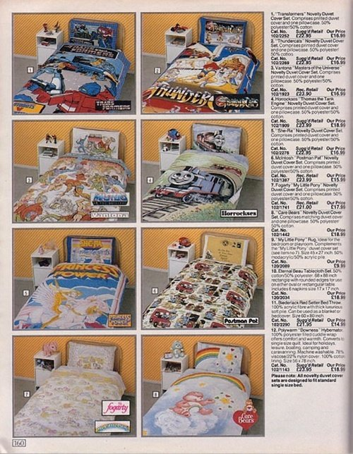 INTRO 5 10 Bed Sets That Will Transport You Back To The 1980s!