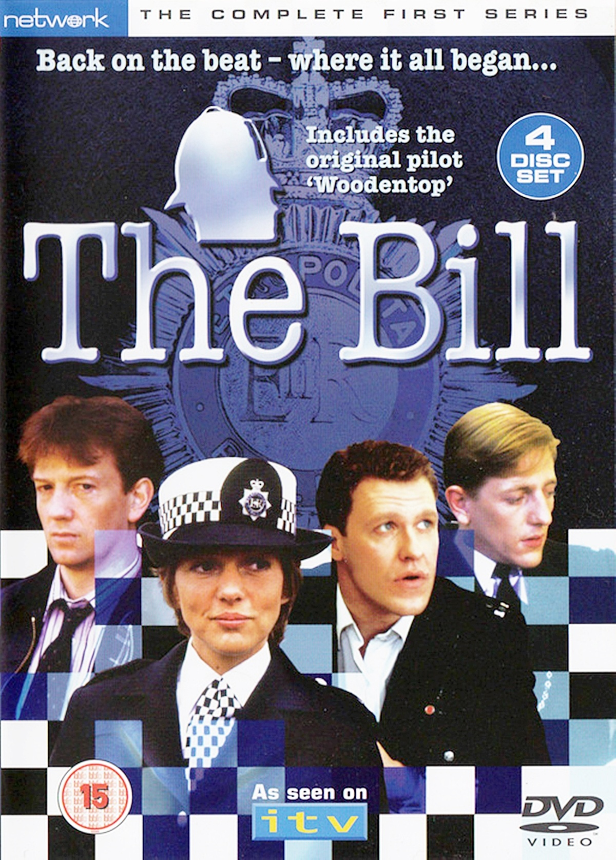 INTRO2 Here's What The Stars Of 'The Bill' Look Like Now!