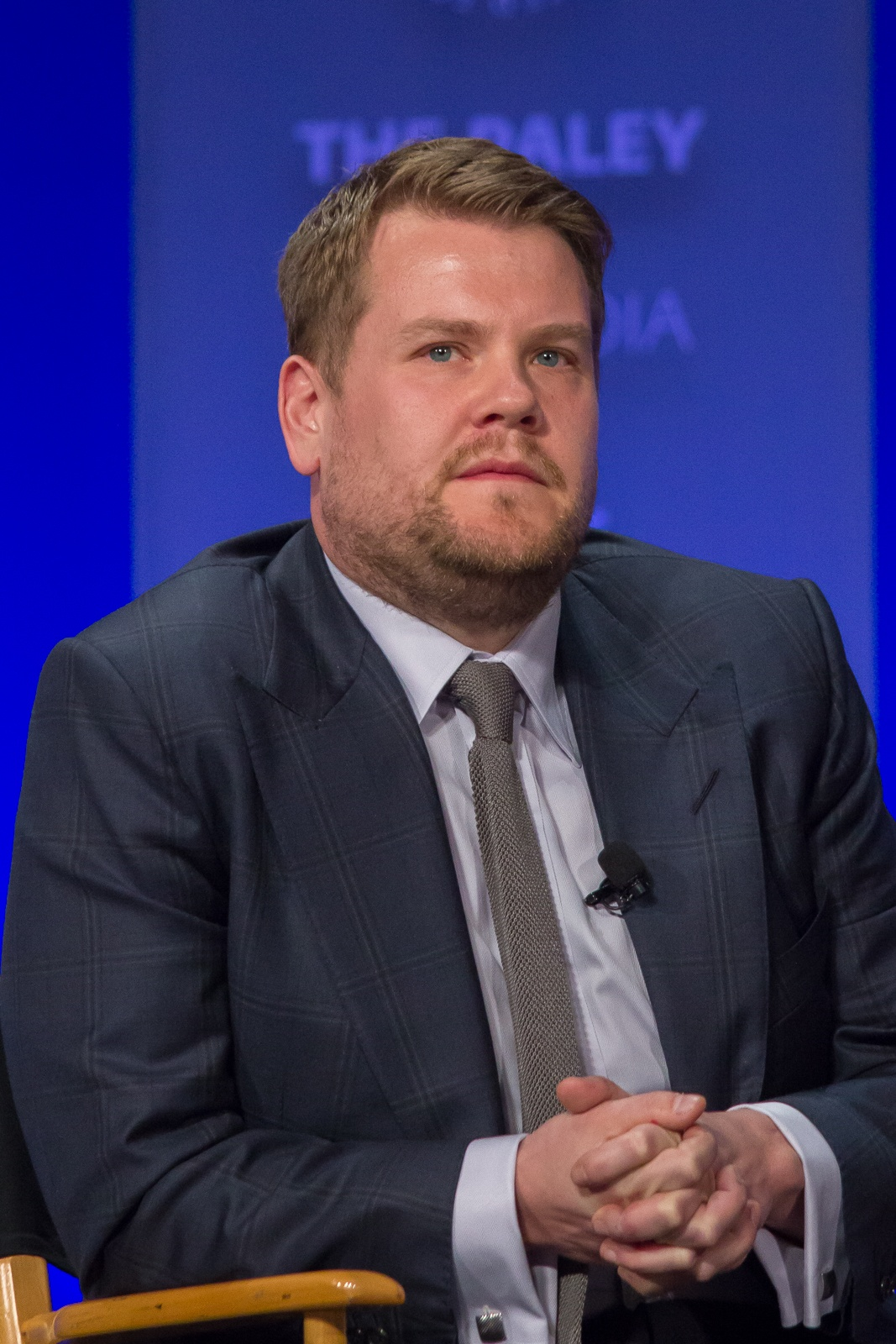 James Corden at 2015 PaleyFest 10 Things You Never Knew About Hollyoaks