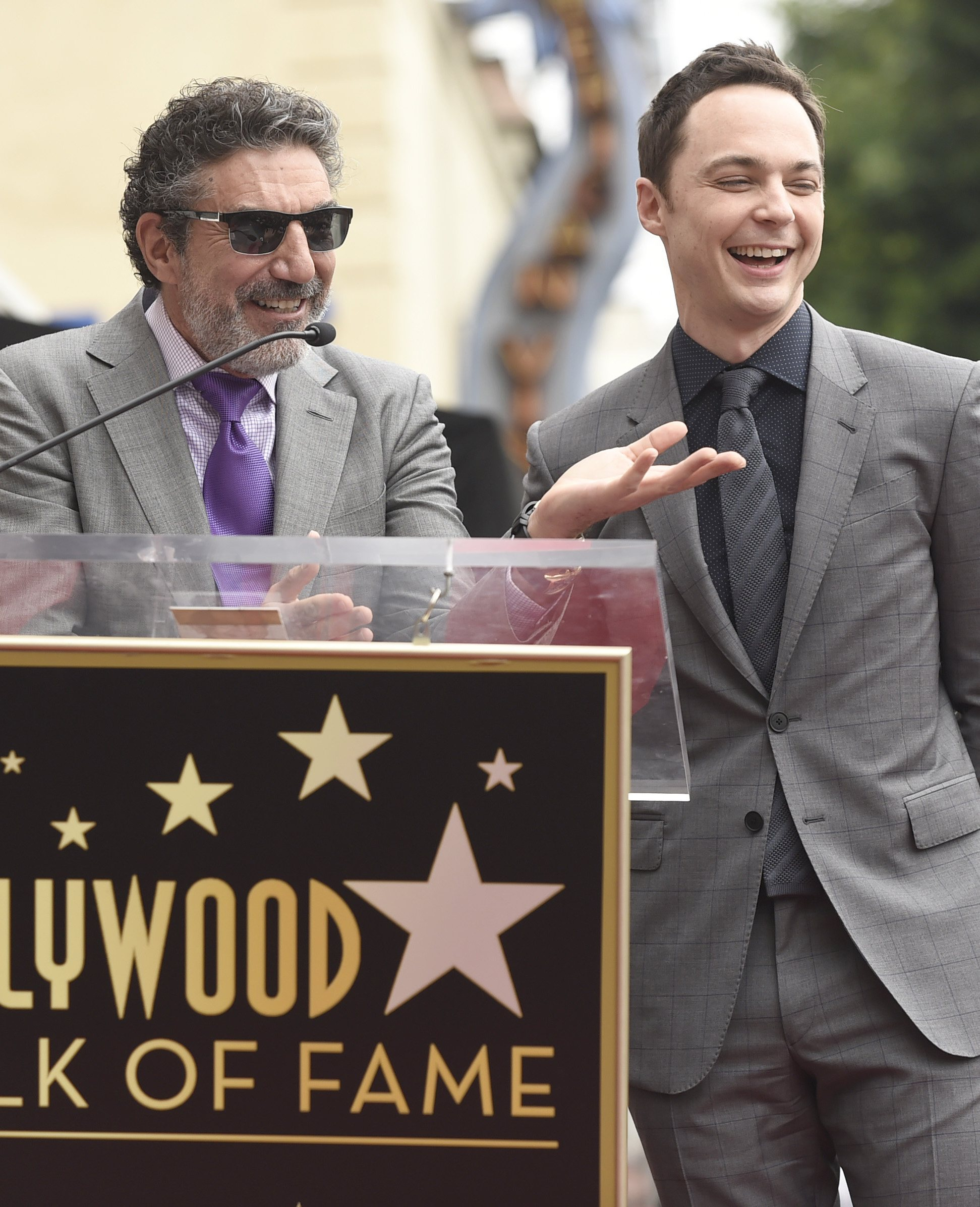 Jim Parsons Honored With A Star On The Hollywood Walk Of Fame.JPEG 0c83b 25 Things You Never Knew About The Big Bang Theory