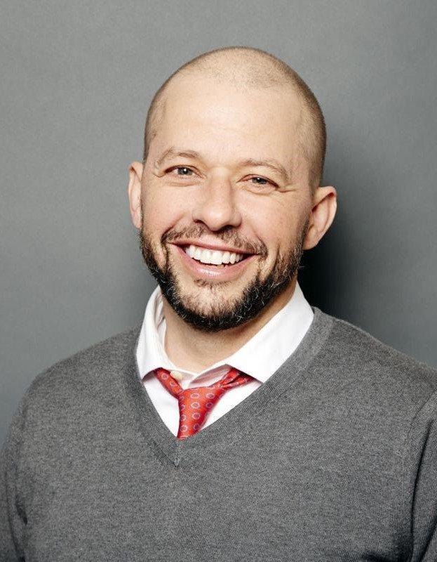 Jon Cryer Two And A Half Men's Jon Cryer Is Bald Now, Has A Beard