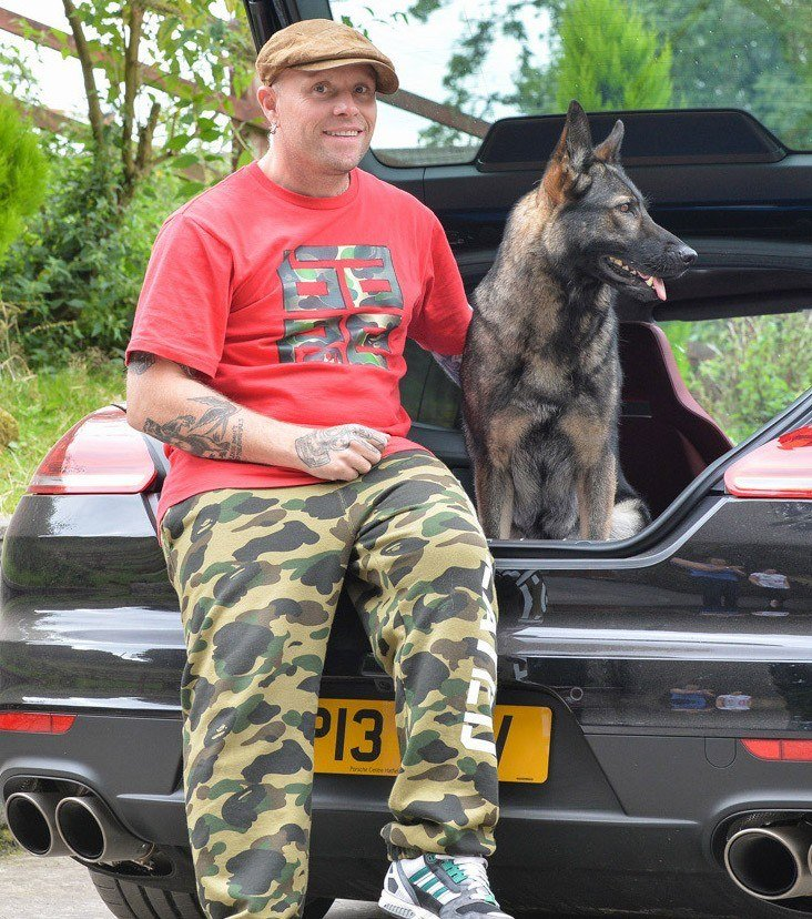 Keith Flint A1K9 Personal Protection Dogs Handover Day 2 img 26 1 Keith Flint Hanged Himself In His Home, Coroner Confirms