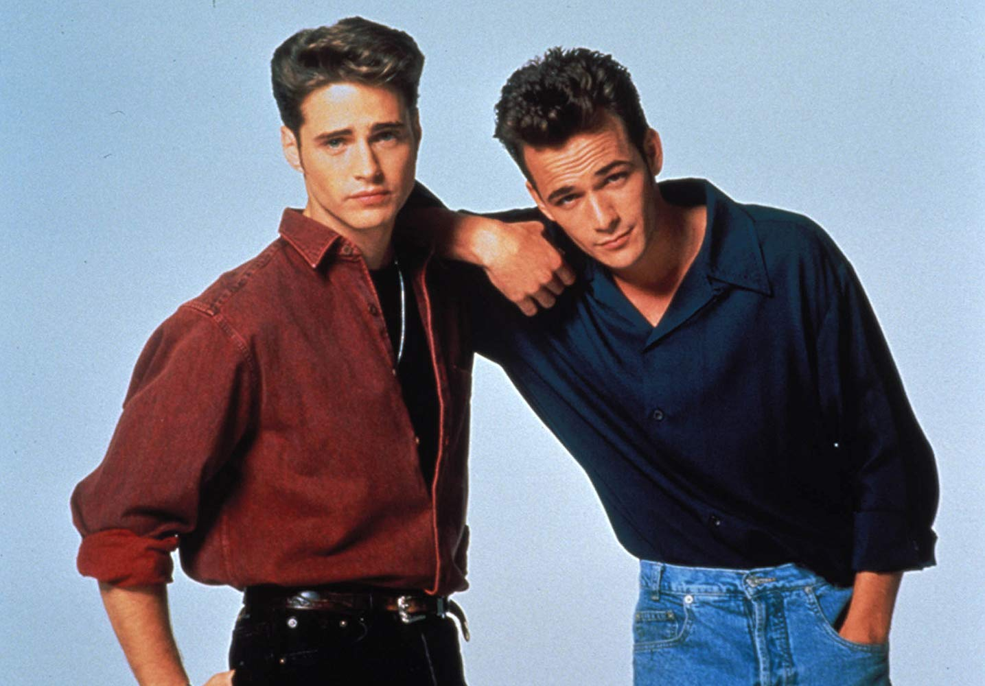 Jason Priestley Just Released A Touching Tribute To Luke Perry