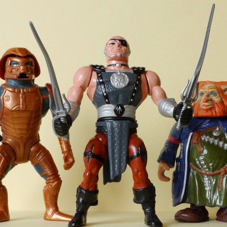 Masters Universe Movie Figures Gwildor Blade Saurod Bleit 1987 Rare 8 e1603367052346 20 Muscle-Bound Facts About Masters Of The Universe
