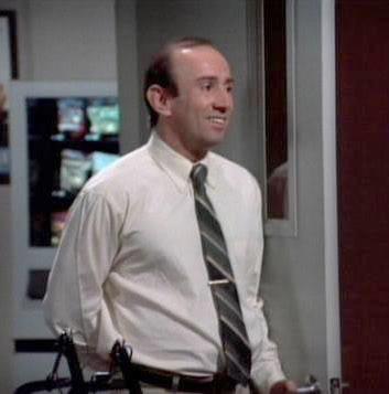 Patrick Kerr as Noel Shempsky in Frasier