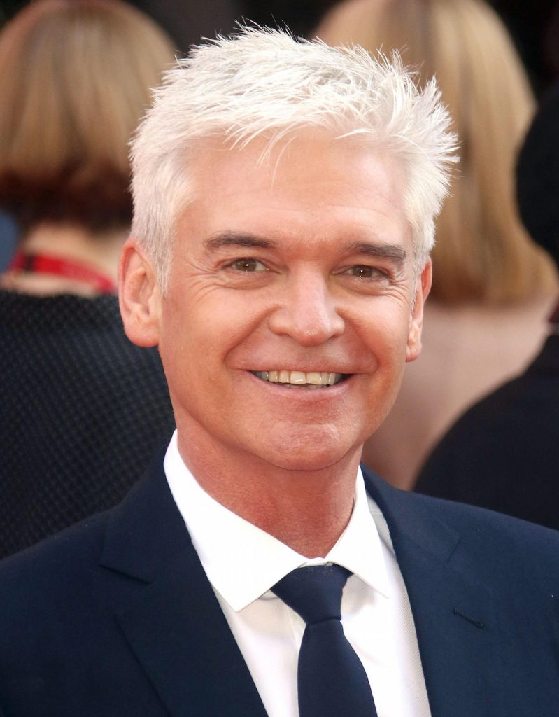 Phillip Schofield 7 Things You Didn't Know About Holly Willoughby and Phillip Schofield