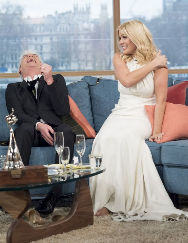 Phillip Schofield and Holly Willoughby 7 Things You Didn't Know About Holly Willoughby and Phillip Schofield