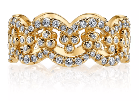 Screen Shot 2019 03 06 at 13.43.24 15 Of The Most Popular Wedding Ring Trends Right Now