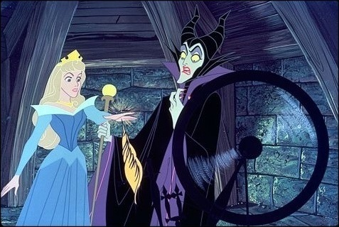Sleeping Beauty Aurora and Maleficent 20 Things You Didn't Know About The Disney Princesses