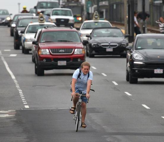 bike2 More Than Half Of Drivers Think Of Cyclists As 'Sub-Human'
