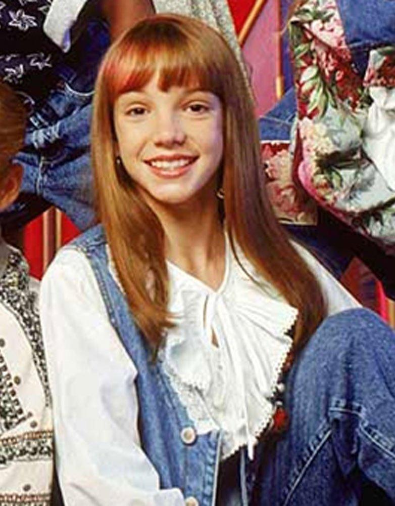 britney spears 10 Huge Disney Channel Stars Then And Now