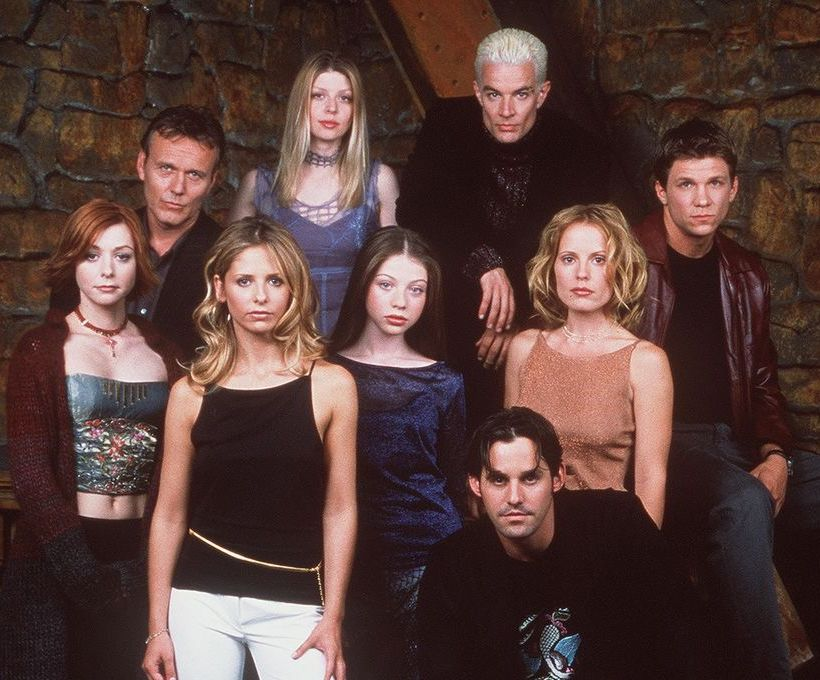 buffy the vampire slayer cast 25 Things You Didn't Know About Buffy The Vampire Slayer