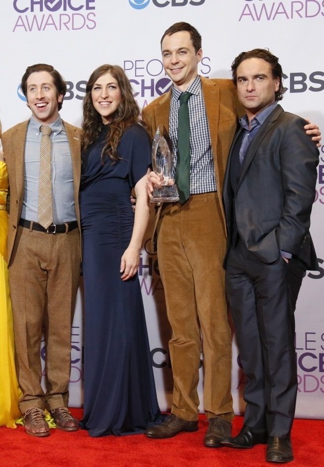 cast big bang theory 25 Things You Never Knew About The Big Bang Theory