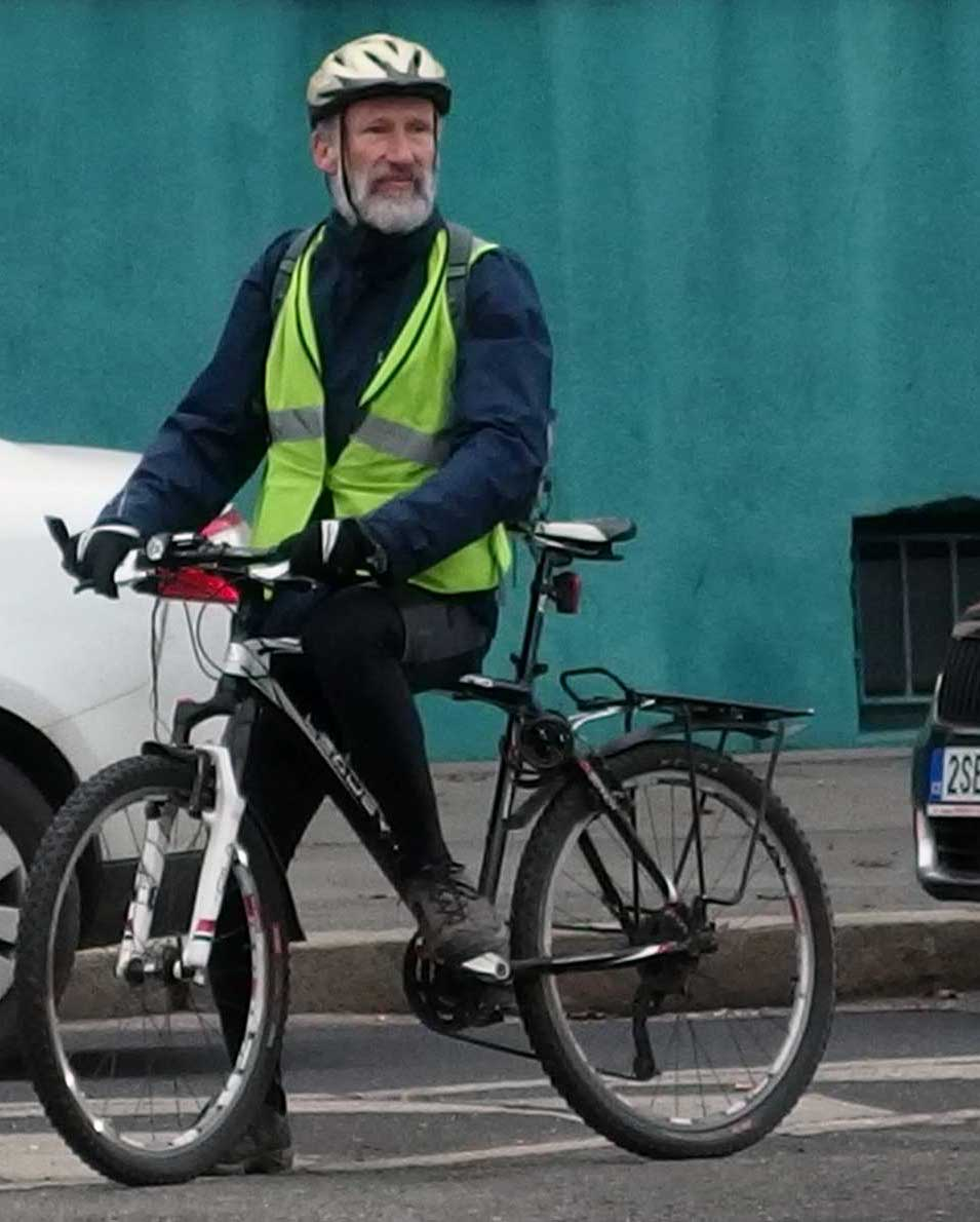 cyclist 1 More Than Half Of Drivers Think Of Cyclists As 'Sub-Human'