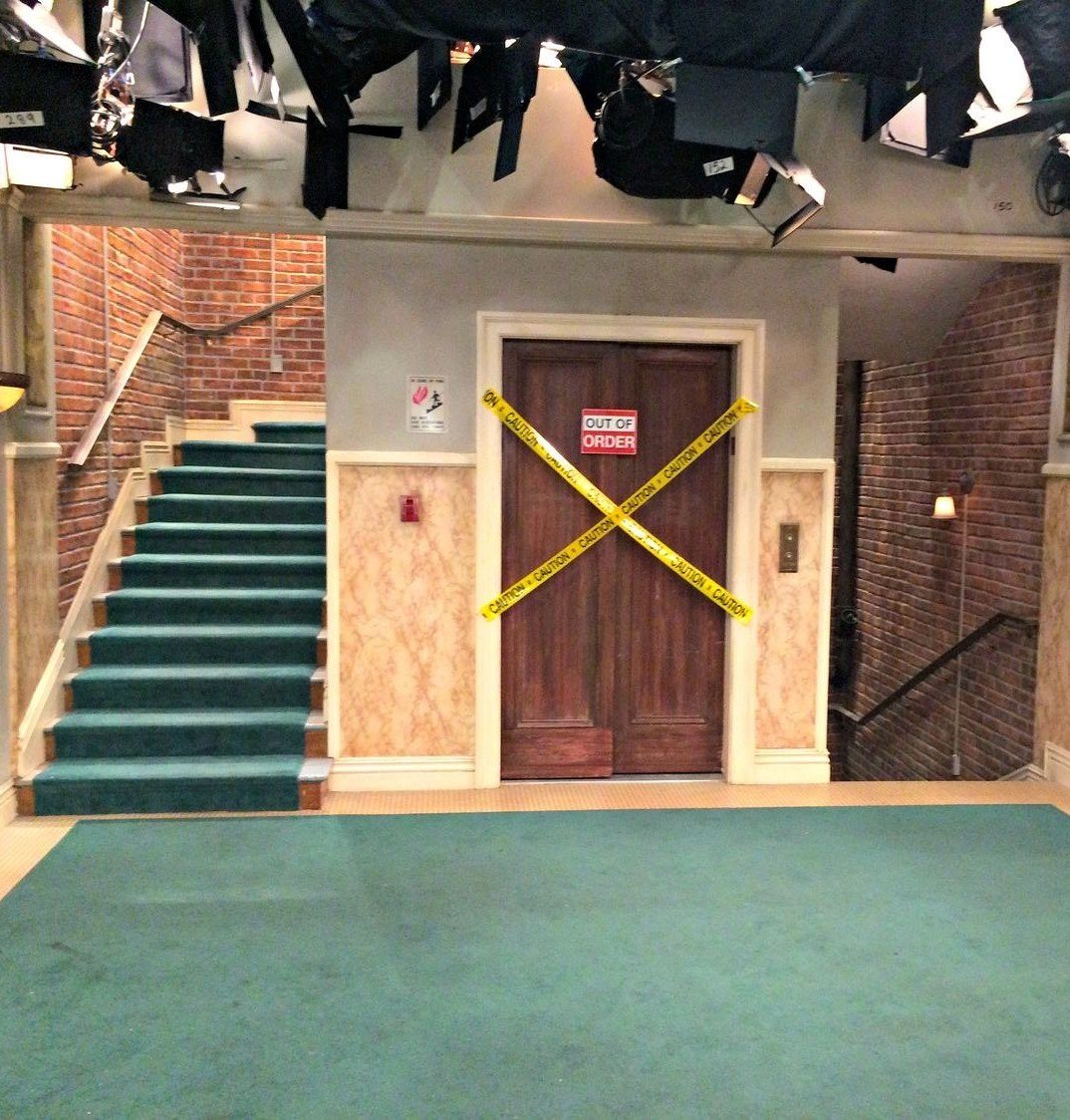 entertainment 2015 01 big bang hallway wide view main 25 Things You Never Knew About The Big Bang Theory
