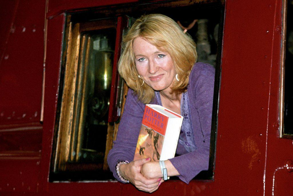 gettyimages 112468605 10 Things You Didn't Know About J.K. Rowling