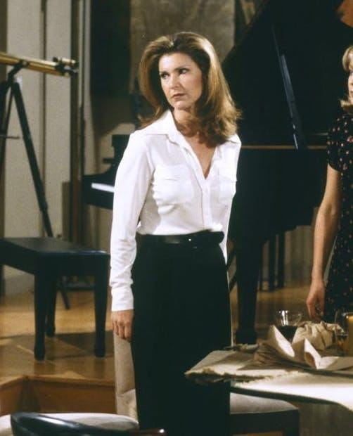 Peri Gilpin as Roz Doyle in Frasier