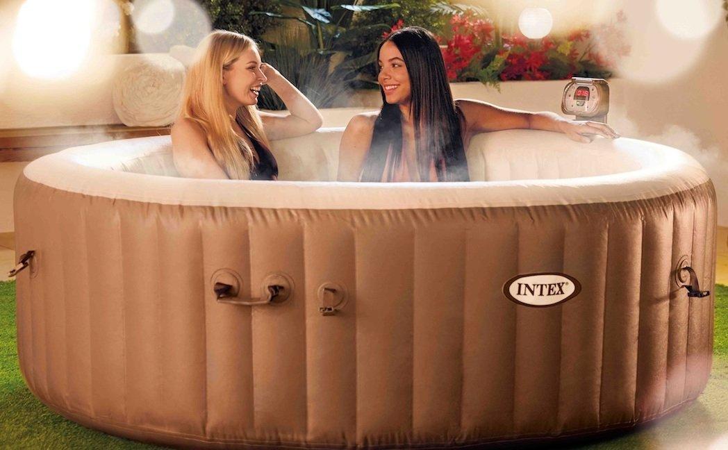 hot tub Aldi Has Brought Back Its Bargain Inflatable Hot Tub