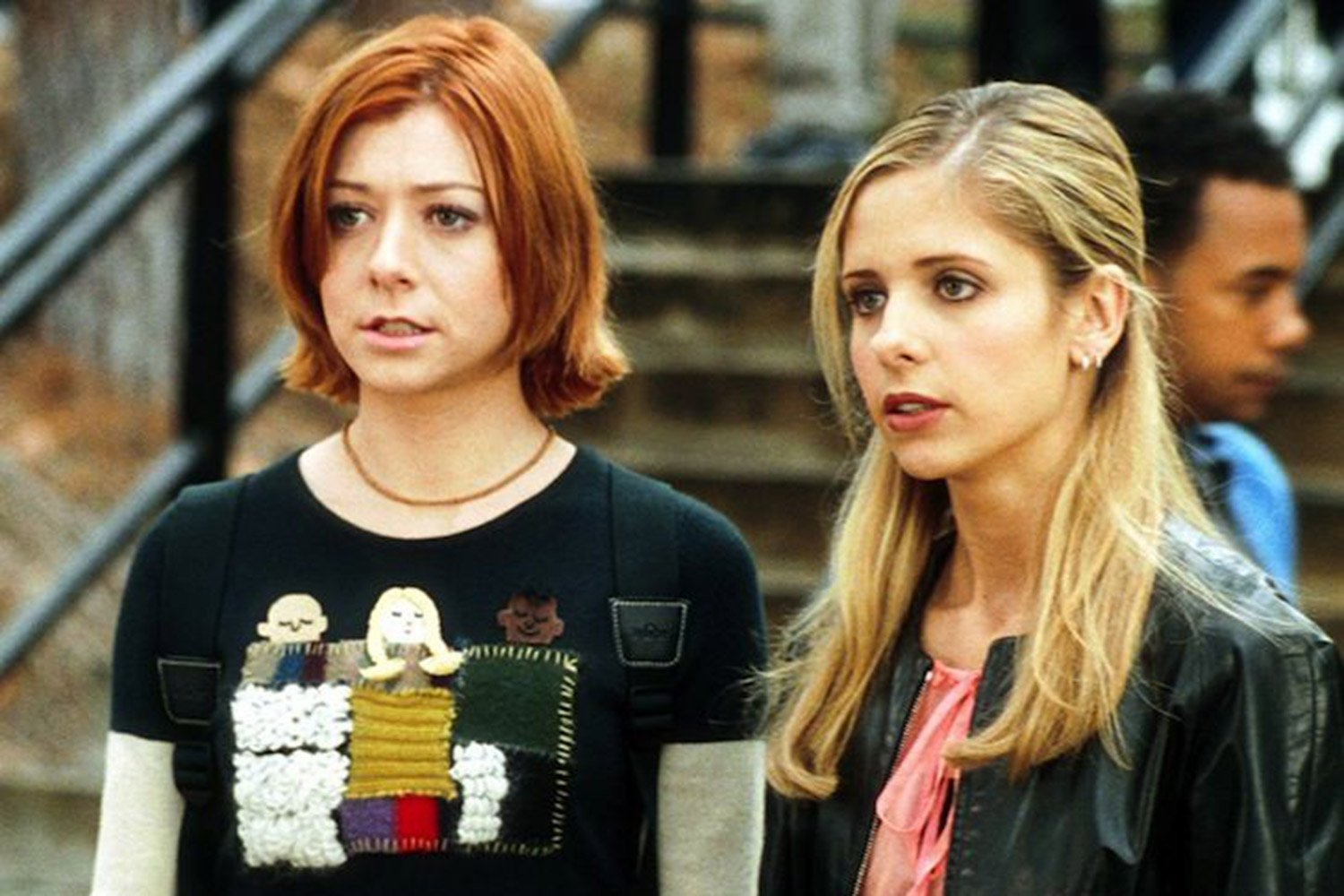 image 7 25 Things You Didn't Know About Buffy The Vampire Slayer