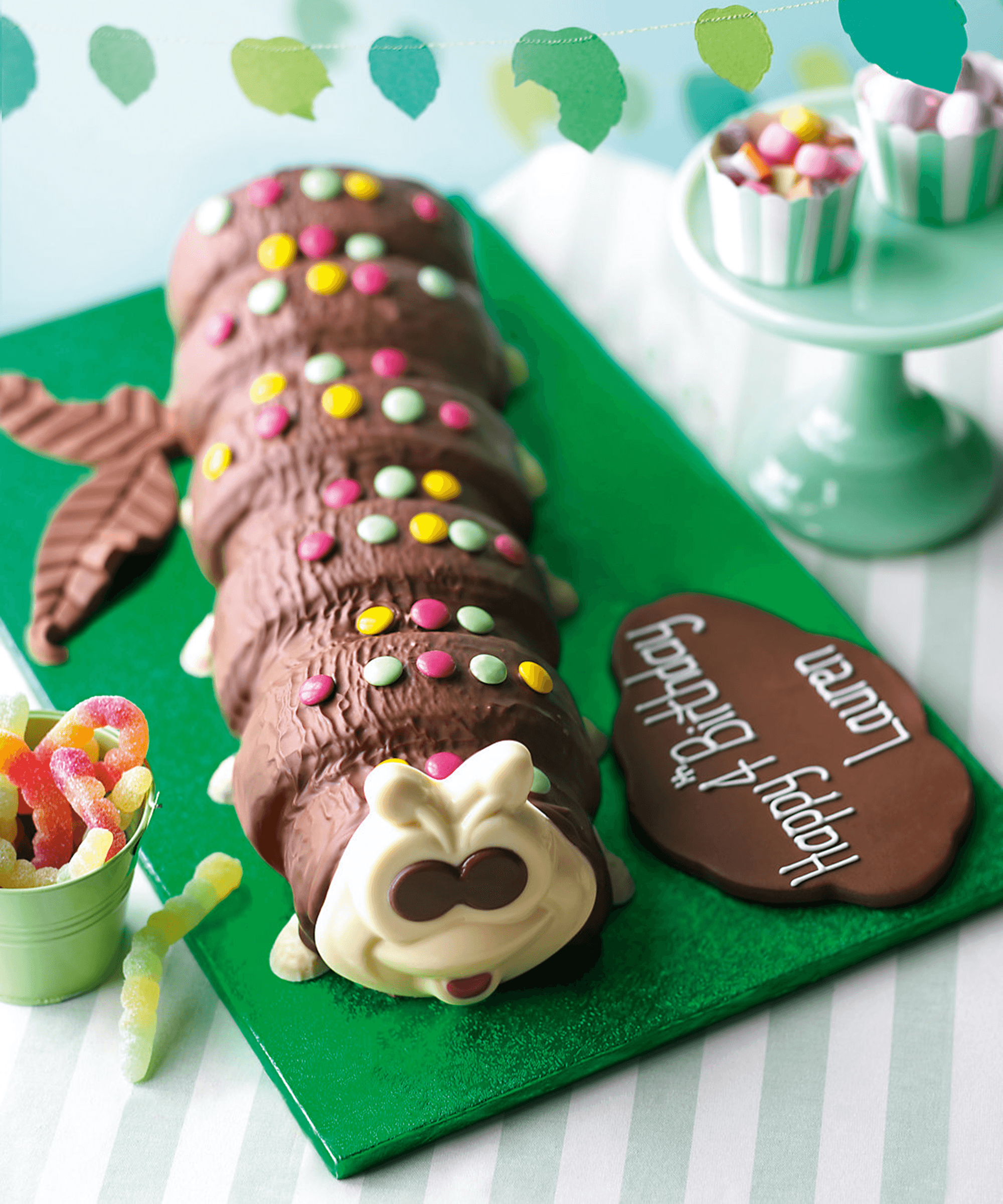 image Asda Launches Cake That's Twice As Big As Colin The Caterpillar