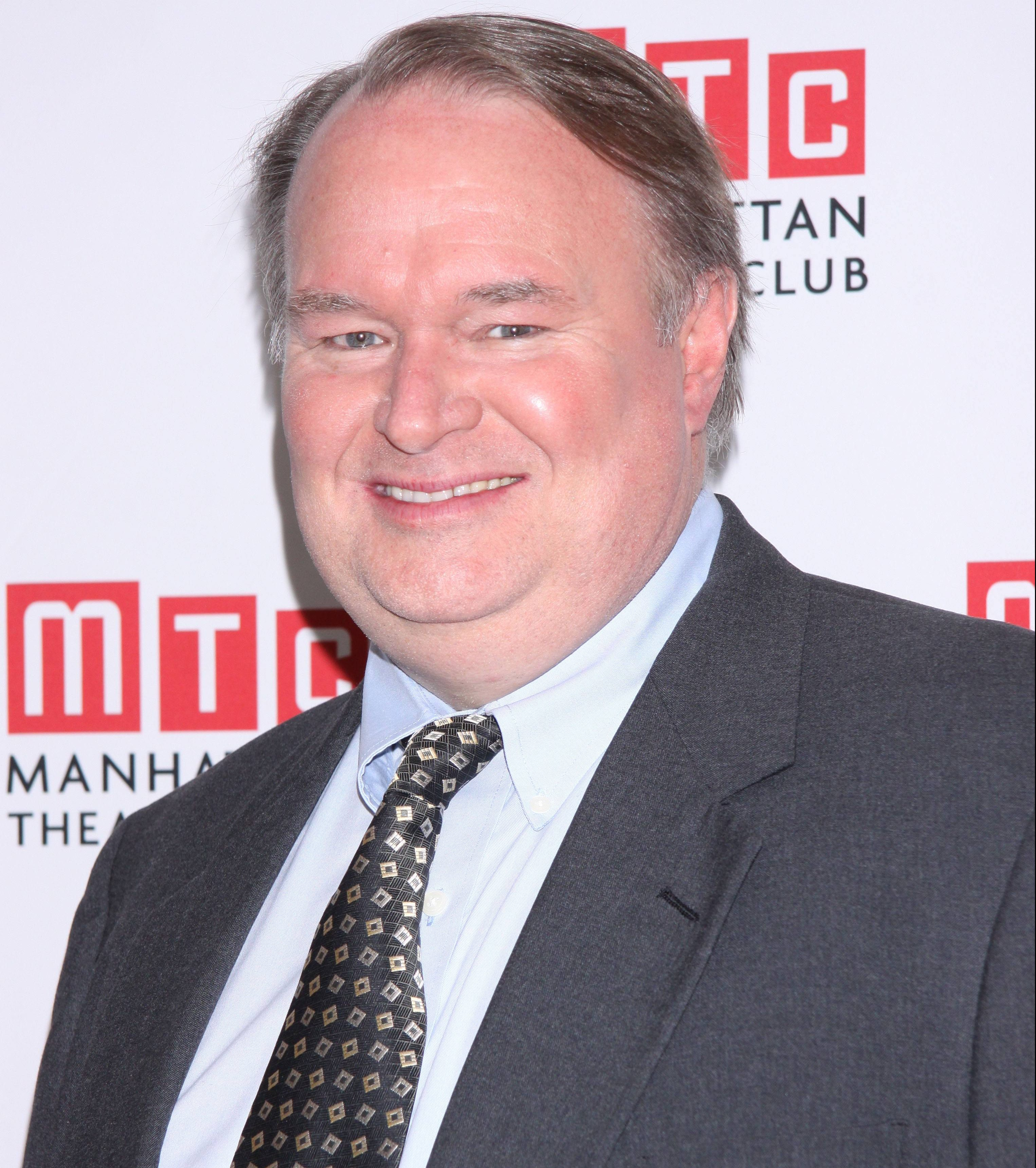 Tom McGowan in 2014, Casa Valentina opening night Manhattan Theatre Club