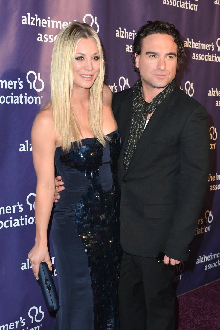 kaley cuoco johnny galecki 25 Things You Never Knew About The Big Bang Theory