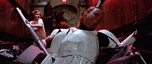 luke trash compactor 10 Things You Didn't Know About Star Wars: Episode IV - A New Hope