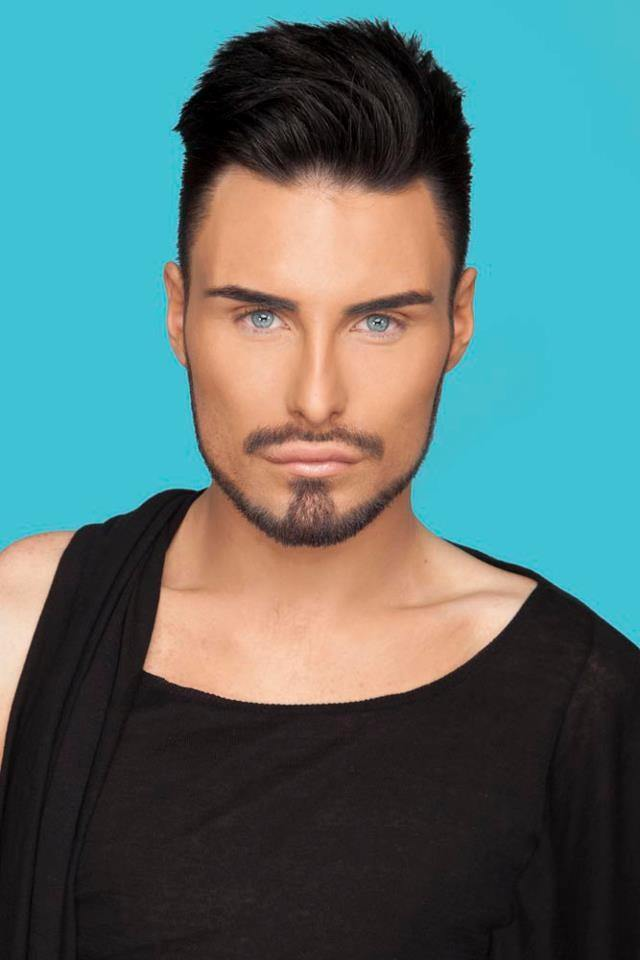 male hair icons 2013 10 Things You Didn't Know About Rylan Clark-Neal