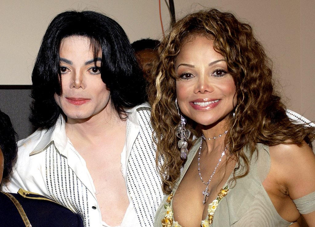 michael jackson latoya 2003 La Toya Jackson Calls Her Own Brother A Paedophile In Unearthed Interview From the 90s