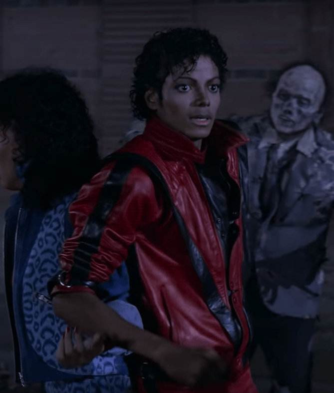 michael jackson thriller 3d 20 Things You Didn't Know About Michael Jackson
