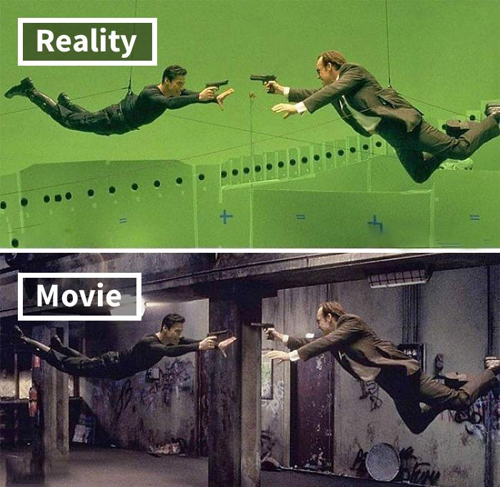 movie behind scenes entertainment movie effects 17 5c6d4d29939e9 700 17 Famous Movie Scenes Before And After CGI