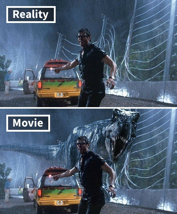 movie behind scenes entertainment movie effects 21 5c6d4ec789d8c 700 17 Famous Movie Scenes Before And After CGI