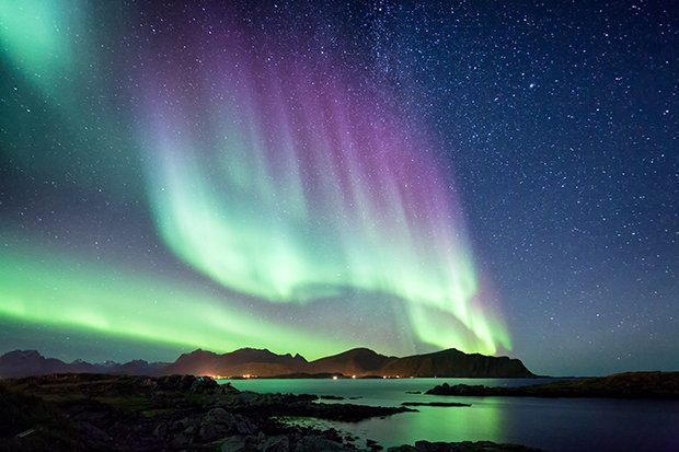northern lights 688821 The Northern Lights Could Be Visible Across The UK This Weekend