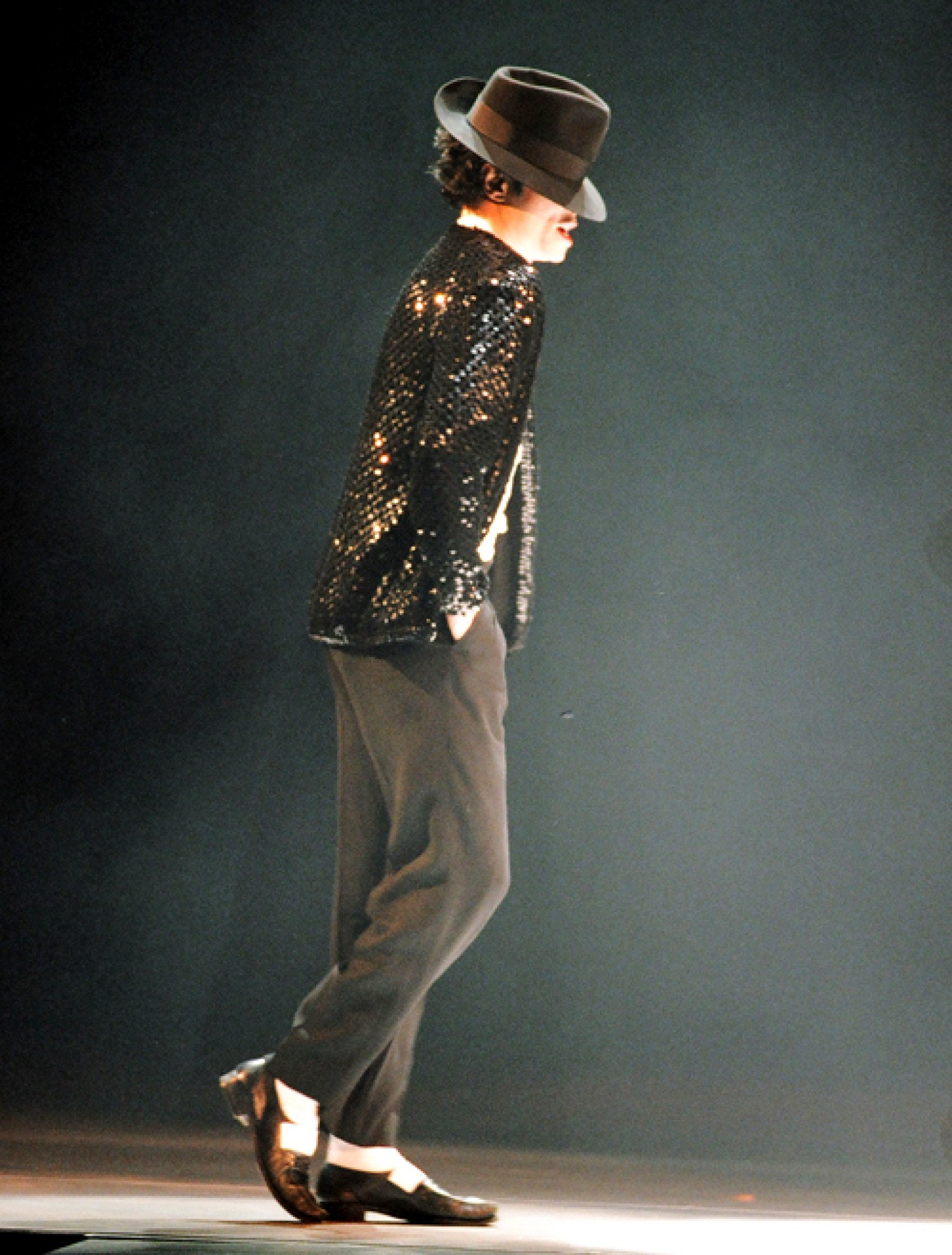 o moonwalk jackson facebook 20 Things You Didn't Know About Michael Jackson