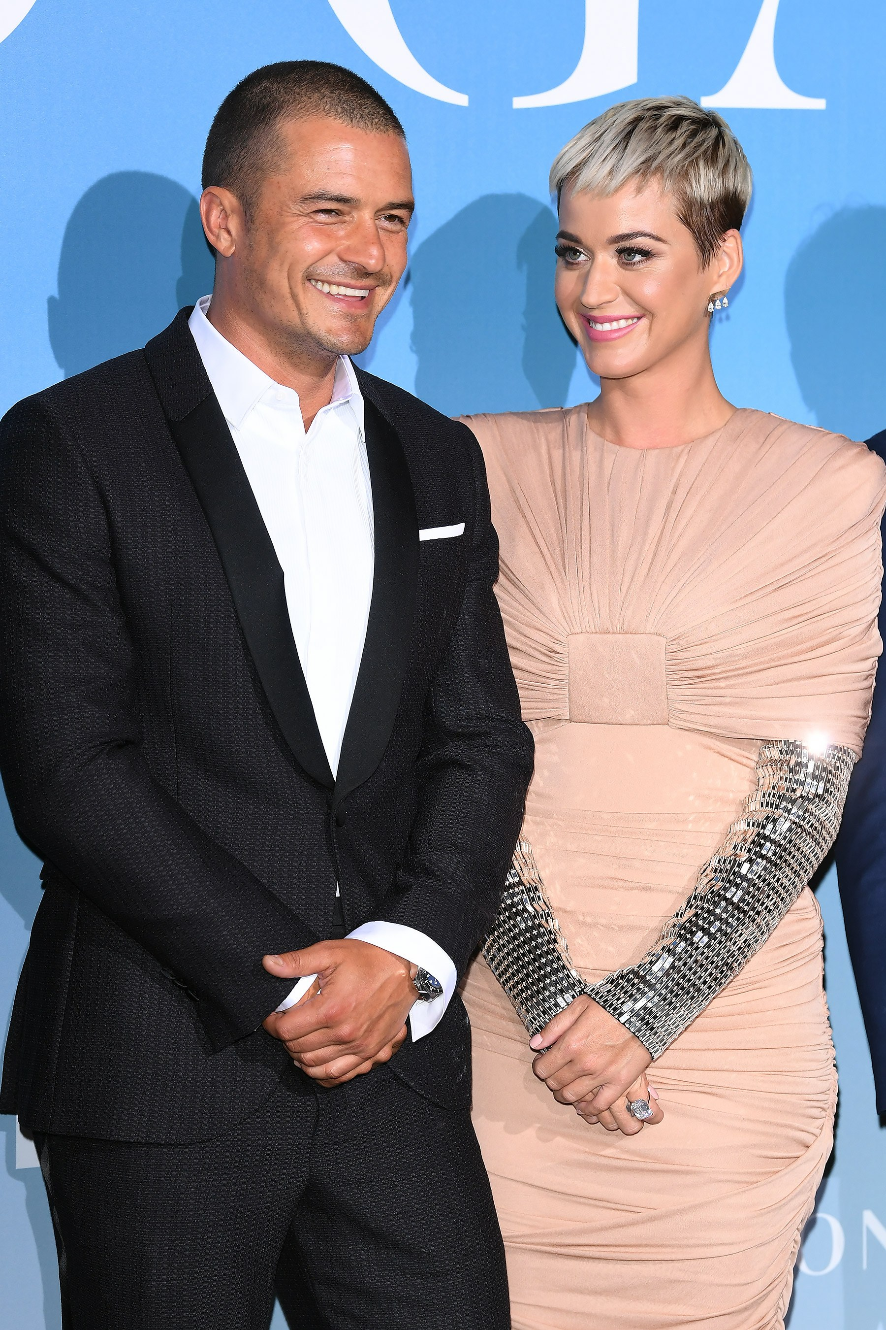 orlando bloom 3 Real Life Partners Of The American Idol Judges