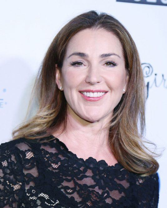 Peri Gilpin 2017, at 17th Annual Les Girls Cabaret in Los Angeles