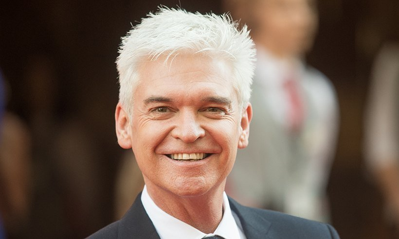 phillip schofield hair t 1 7 Things You Didn't Know About Holly Willoughby and Phillip Schofield
