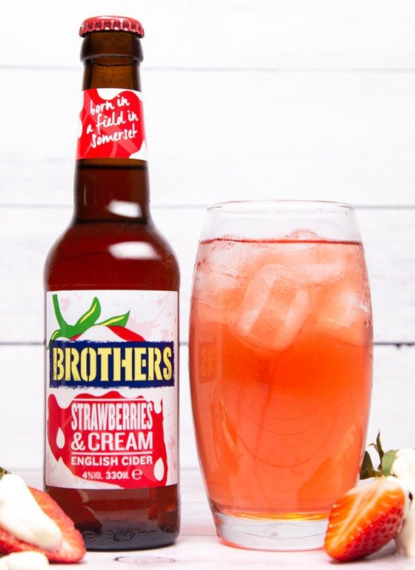 pmCOMPOSITEcider B&M Are Selling New Parma Violet Cider For Just £1.15 A Bottle
