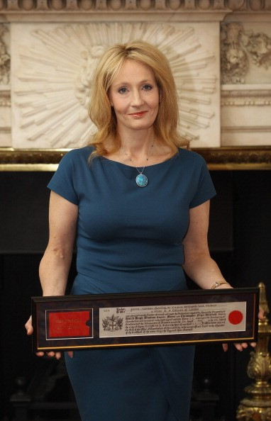 rowling 10 Things You Didn't Know About J.K. Rowling