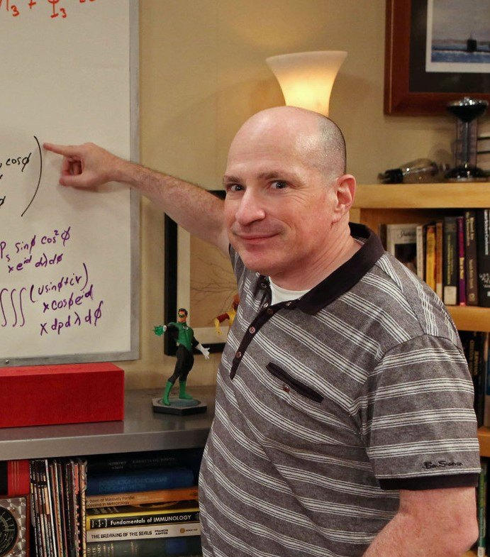 saltzberg2 wide 8eeb6caef67000339408d97a09ca0a2b1c426eb2 25 Things You Never Knew About The Big Bang Theory