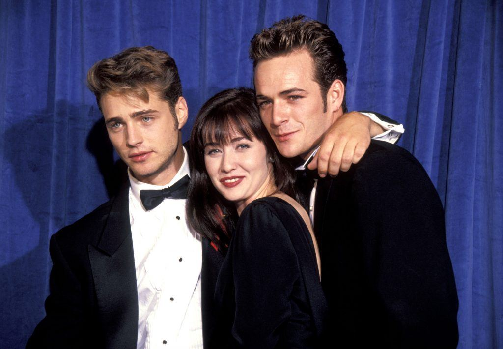 shannen doherty luke perry Jason Priestley Just Released A Touching Tribute To Luke Perry