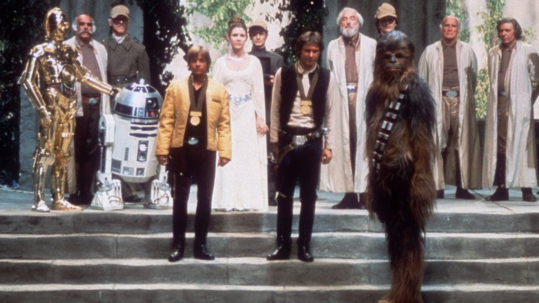 star wars 1977 photofest h 2016 10 Things You Didn't Know About Star Wars: Episode IV - A New Hope