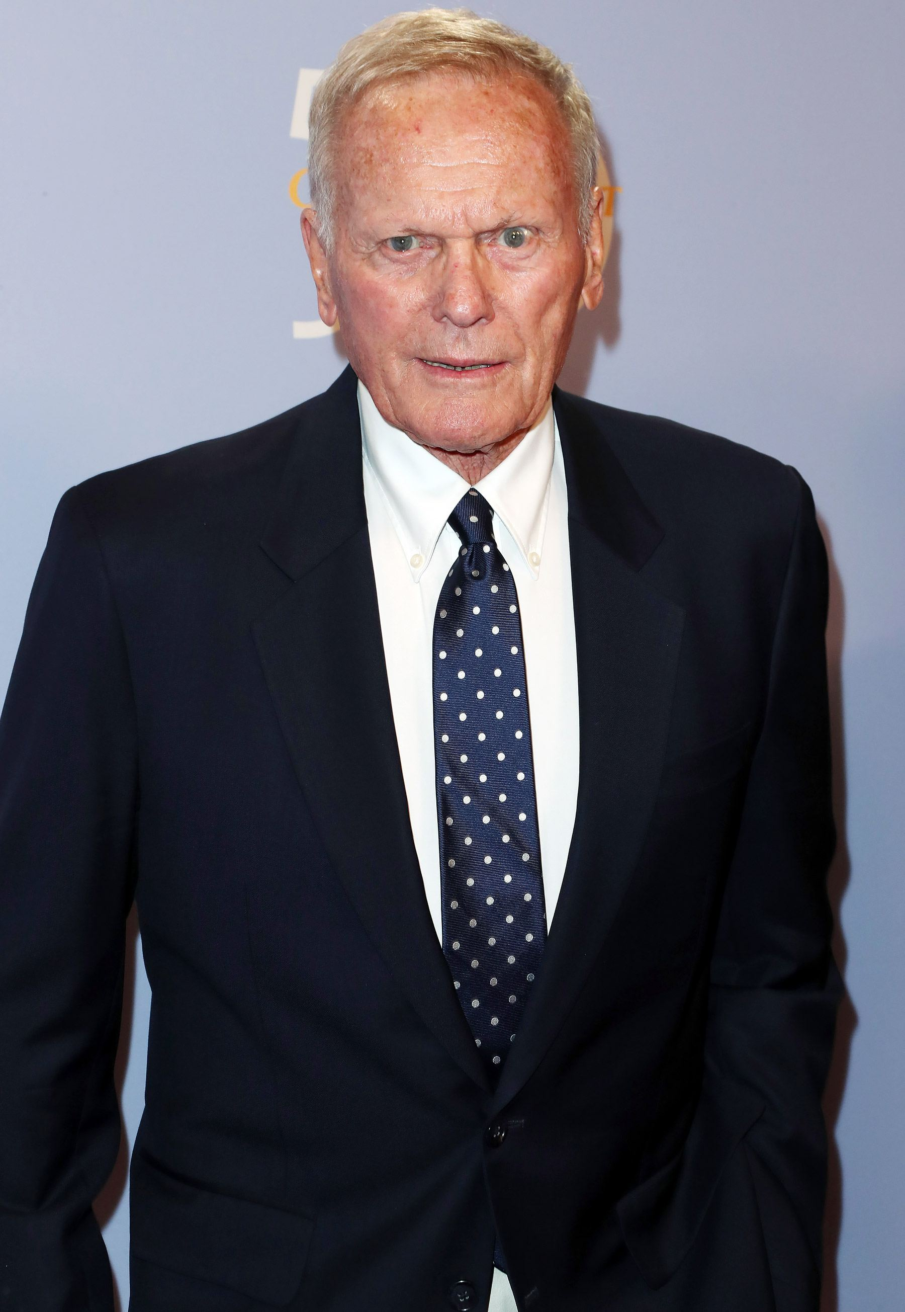 Tab Hunter in his later years