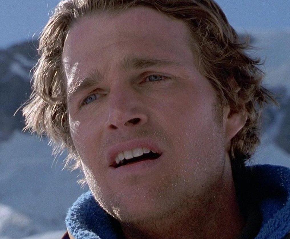 Chris O'Donnell Peter Garrett Vertical Limit 2000