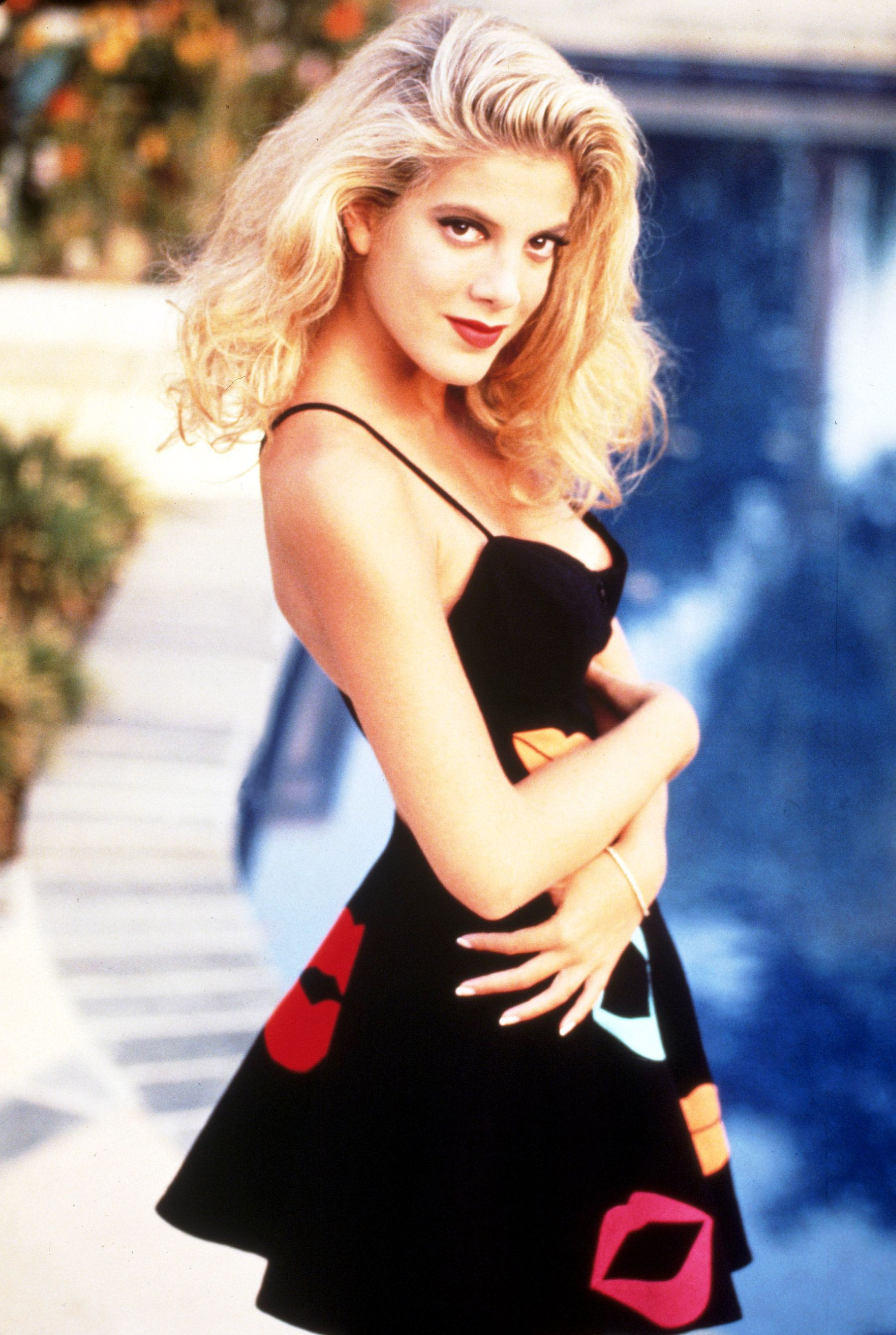 tori spelling 1 21 Things You Didn't Know About Beverly Hills, 90210