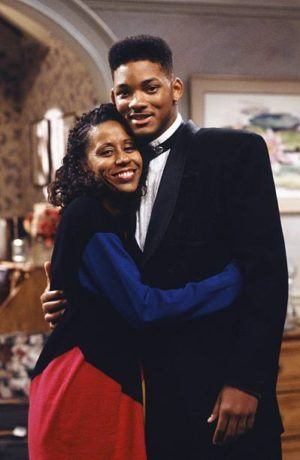 vernee watson-johnson as vy with will smith